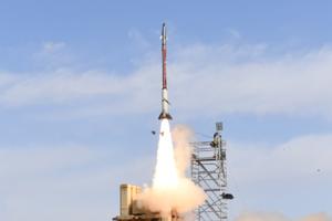 Israel và Mỹ thử nghiệm thành công hệ thống tên lửa đánh chặn David's Sling
