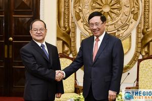 Phó Thủ tướng đề nghị Quảng Tây tăng nhập khẩu từ Việt Nam