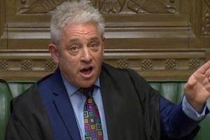 Chủ tịch Quốc hội Anh John Bercow là ai?