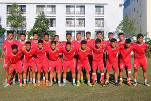 U.19 tuyển chọn Việt Nam xác định bộ khung