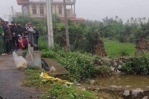 Xác định nguyên nhân ban đầu nữ sinh lớp 10 ở Nam Định tử vong dưới mương nước
