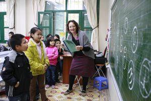 Phó vụ trưởng Vụ giáo dục trung học 'bắt lỗi' chương trình tiếng Anh