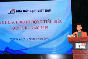 Nhà hát Kịch khởi công vở mới đầu tiên sau khi vắng NSND Anh Tú