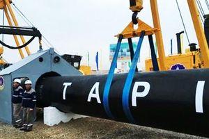 Pakistan tích cực tham gia dự án TAPI