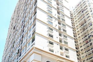 Hà Nội công khai 43 chung cư, dự án vi phạm xây dựng chây ì