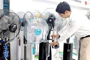 Thị trường quạt điện 2019: Hàng 'made in Viet Nam' chiếm ưu thế