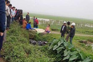 Điều tra vụ nam thanh niên chết thảm ngoài cánh đồng ở Thanh Oai, Hà Nội