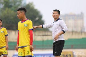 Lịch thi đấu Vòng loại Giải Vô địch U15 Quốc gia 2019