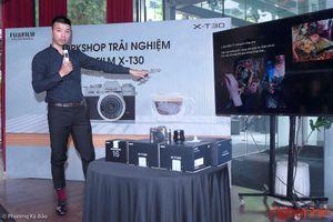 Fujifilm Việt Nam giới thiệu Fujifilm X-T30: nhỏ mà mạnh như X-T3