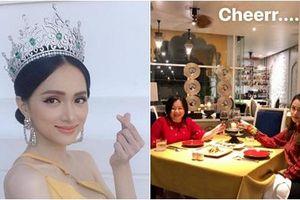 Chưa kịp vui với quyền lực của host Vietnam's Next Top Model 2019, Hương Giang đã phải 'hứng đá' vì thể hiện sai quá sai
