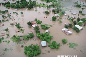 Cộng đồng chung tay hỗ trợ Mozambique khắc phục hậu quả bão Idai