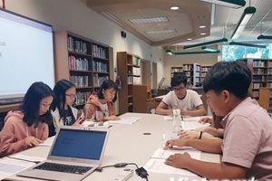 NHG sẽ trao hơn 1.000 học bổng quốc tế trong năm nay