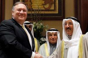 Mỹ và Kuwait thảo luận về các cuộc xung đột tại Syria, Yemen