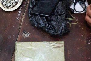 Cặp tình nhân người Lào 'hợp sức' đưa ma túy vào Việt Nam tiêu thụ