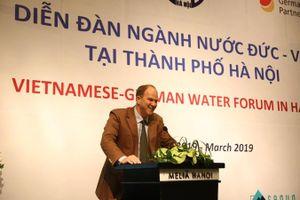 Năm 2020, toàn dân Thủ đô hưởng nước sạch từ nước không sạch