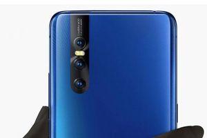 Smartphone 3 camera sau, chip S710, RAM 8 GB, giá hơn 12 triệu
