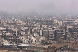 Không nước nào muốn bỏ tiền để tái thiết Syria
