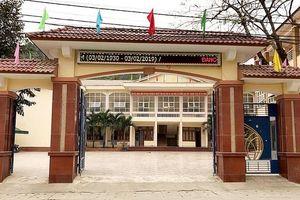 Phát hiện một Phó chánh Văn phòng Huyện ủy chưa tốt nghiệp THPT