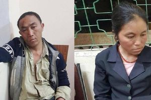Đón lõng cặp tình nhân người Lào đưa ma túy sang Việt Nam tiêu thụ