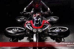Siêu mô tô bay Lazareth LMV496 giá 13 tỷ đồng, khách hàng có thể đặt hàng từ tháng 10