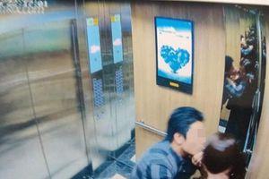 Cộng động mạng bức xúc kêu gọi tẩy chay kẻ cưỡng hôn cô gái trong thang máy