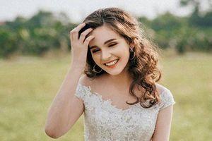 Vẻ đẹp tựa búp bê của nữ sinh Việt lai Nga gây bão cộng đồng mạng