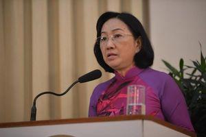 Chân dung Phó chủ tịch HĐND TP. HCM Trương Thị Ánh vừa nhận quyết định nghỉ hưu