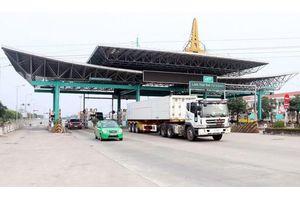 Trạm BOT Mỹ Lộc chính thức thu phí trở lại với mức giá mới
