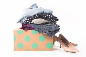 Chợ quần áo cũ đe dọa 'thời trang ăn liền'