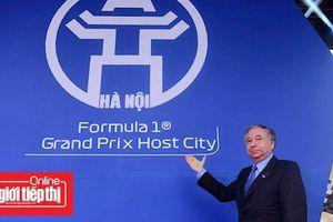 Chặng F1 ở Hà Nội được so sánh với các thánh đường tốc độ
