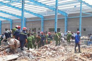 Thông tin mới nhất về vụ sập tường công trình khiến 6 người tử vong ở Vĩnh Long