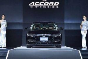 Ra mắt thị trường Thái Lan, Honda Accord 2019 có giá bán từ 1 tỷ VNĐ