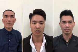 Khởi tố 3 đối tượng đánh phóng viên ở Hà Nội