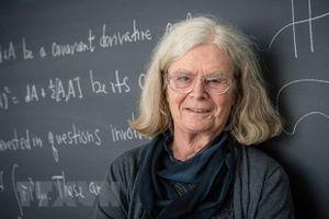 Lần đầu tiên một phụ nữ đoạt giải thưởng Toán học Abel danh giá