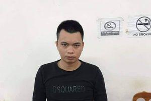 Nghi phạm bắn vào đầu tài xế, cướp ô tô ở Tuyên Quang ra đầu thú