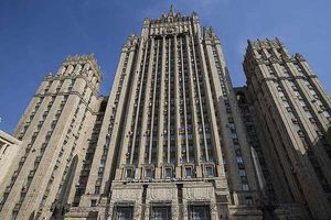 Nga tuyên bố đáp trả lệnh trừng phạt của Australia, liên quan vụ bắt giữ 3 tàu hải quân Ukraine