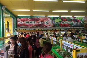 Mang rau, củ quả về bán ở xứ miệt vườn, Bách hóa Xanh liệu có thắng thế?