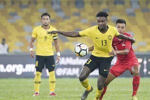 Bị fan tẩy chay, tuyển Malaysia thua sân nhà