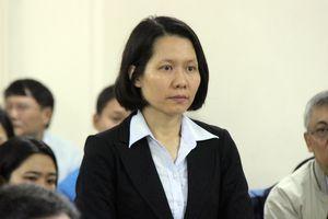 'Bóng hồng' từng là sếp Oceanbank tiếp tục hầu tòa