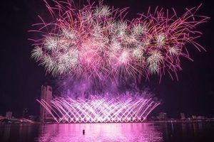 Lễ hội pháo hoa quốc tế Đà Nẵng năm 2019 kéo dài một tháng