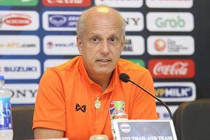 HLV trưởng U23 Thái Lan nói gì trước thành tích của bóng đá Việt Nam ?