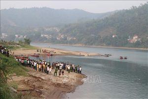 Ủy ban Quốc gia về trẻ em chỉ đạo khẩn vụ 8 học sinh Hòa Bình bị đuối nước