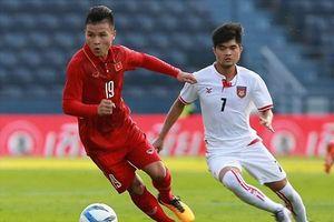 Nhận diện U23 Brunei, quân xanh của U23 Việt Nam tại U23 Châu Á
