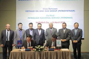 Việt Nam và Malaysia ký thỏa thuận khung mua bán khí bổ sung