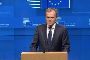 Châu Âu để ngỏ khả năng hoãn Brexit của bà May