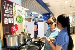 Saigon Co.op: Tặng hơn 1 triệu sản phẩm cao cấp cho khách hàng