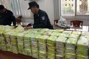Hành trình phá đường dây ma túy 'khủng' từ Tam Giác Vàng về VN