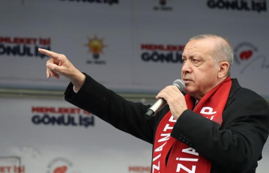 Thổ Nhĩ Kỳ: Phát biểu của Tổng thống Erdogan về vụ thảm sát tại New Zealand bị hiểu nhầm