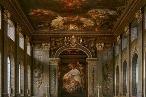 Chiêm ngưỡng kiệt tác 300 năm 'Phòng Bích họa' của nước Anh