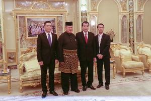 Đại sứ Đỗ Anh Tuấn: Chuyến thăm của Quốc vương Brunei là cột mốc mới trong quan hệ ngoại giao